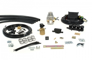 "LPG 4 cyl. Kit Max ""E"" Integrated Injectors"