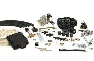 Kit 4 cyl Max Antonio Injectors Divided CNG