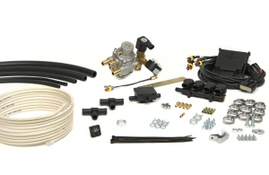 """Kit 4 cyl """"E"""" CNG Injectors"""