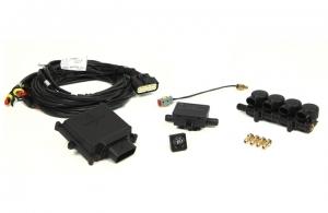 """Micro Kit 4 Cil. """"E"""" Iniettori Uniti GPL"""