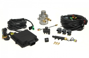 Micro Kit 3 Cyl. Antonio + LPG Reducer