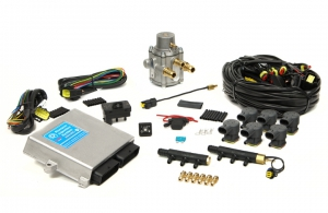 Micro Kit 6 Cil. + Riduttore GPL