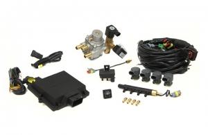 Mini Kit 4 Cil. Antonio Max Iniettori Divisi METANO
