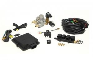 Mini Kit 4 Cil. Max Antonio Iniettori Uniti METANO