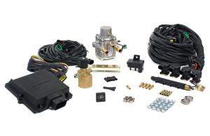 Mini Kit 4 Cil. Antonio Iniettori Divisi GPL