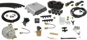 Complete Front Kit 8 cyl LPG Antonio